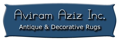 Aviram Aziz Decorative and Oriental Rugs